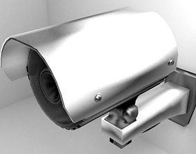 Camera CCTV Type 1 3D