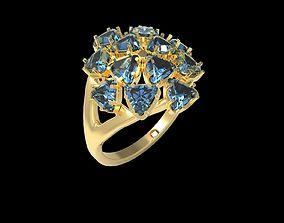 ring topaz 3D print model