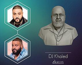 3D print model DJ Khaled