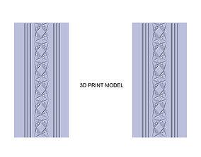 Decorative panel AND DOOR 3D printable model