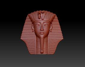 3D print model tutankhamun 3d