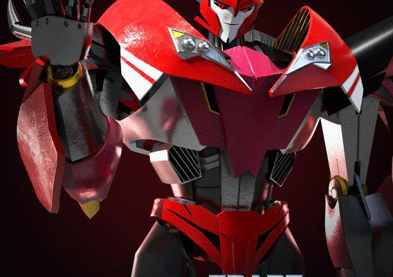 Knockout / Transformers Prime