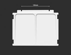 Chrosziel CWAH 43 Matte Box Sunshade 3D printable model