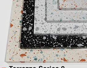 3D model Terrazzo Pack 9 architectural-textures