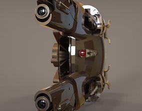 3D model Mech Weapon