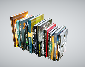 architectural 3D model game-ready Books