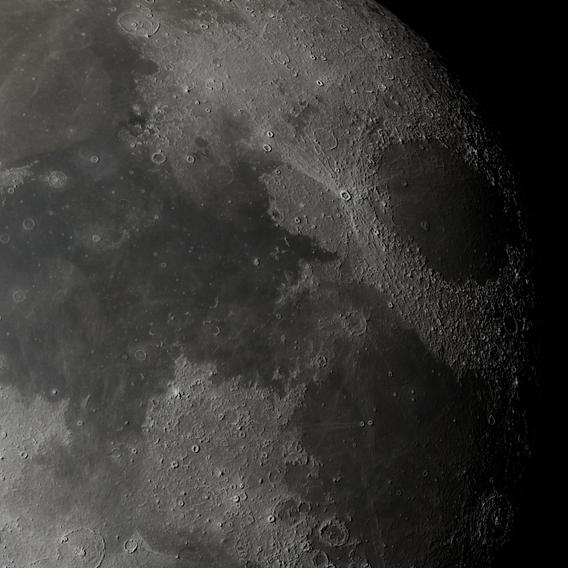 Realistic Moon 24K