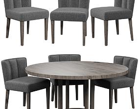 Eichholtz Dining Chair Windhaven drummond 3D model