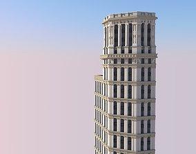 St Paul Building 3D print model