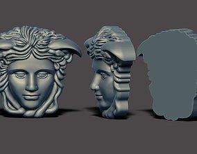 versace medusa 3D print model