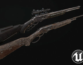 3D asset Winchester