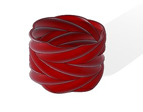 Geometric Planter 14 nature 3D print model