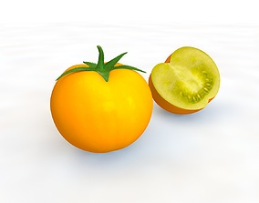 Tomato Yellow 3D model