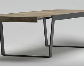 Roda Spinnaker Dining Table 3D