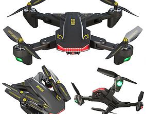 3D Quadcopter Visuo XS809S Battle Shark