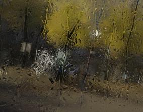 3D model Rainy window