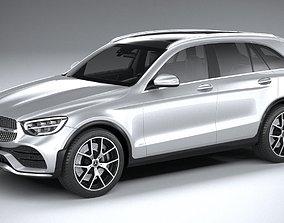 Mercedes-Benz GLC AMG 2020 3D