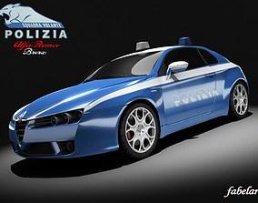 3D Alfa Brera Polizia
