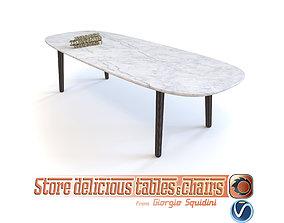 3D model Poliform Mad Table