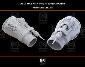3D print model Ana cabana nanoboost