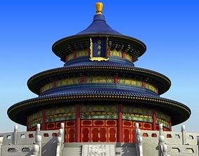 3D Temple Of Heaven