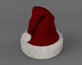 3D Christmas Hat yule
