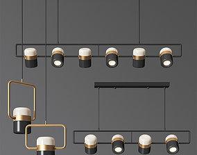 3D Lamptron Ling PL6 Light Set