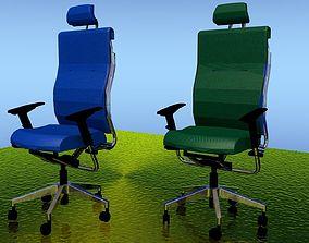 3D Office chair 30