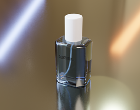Cologne For The Hands 3D model