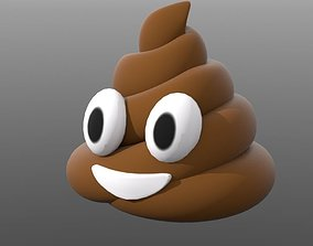Emoji Poo 3D printable model