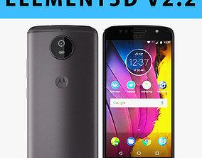 E3D - Motorola Moto G5S Gray