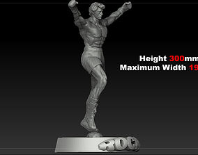 New Rocky Balboa-Silvester Stallone For The Print 3D 1