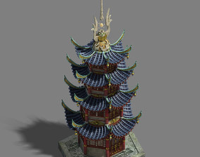 Road Religion - Tower 02 3D model