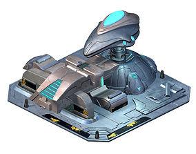 Future World - Site Barrier 3D