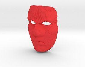Monster Mask 3D print model