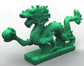 3D printable model reddragon DRAGON