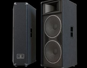 Sound System Audio Speakers Set 3D