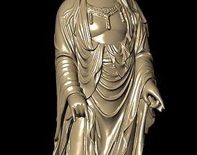 The Bodhisattva 3D print model god