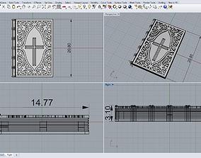 3D print model Religion book