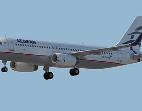 3D AEGEAN AIRLINES A320