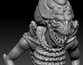 Pumpkinhead 3D print model