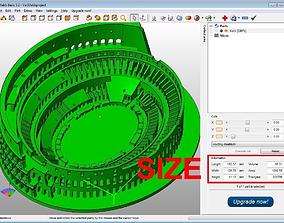 Colosseum 3D printable model