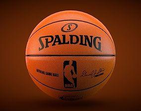 3D Spalding Official NBA Ball
