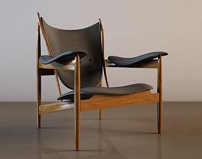 Finn Juhl - Chieftains chair 3D model
