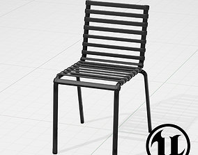 3D asset Magis Striped Chair UE4