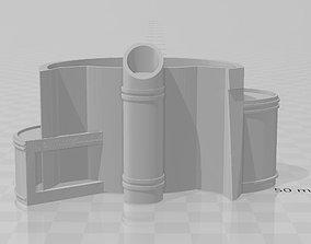 3D printable model Command Center Power Rangers
