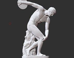 thrower 3D model