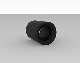 KWC uzi bucking 3D print model