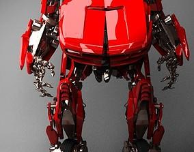 IronHide 3D model