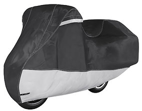 3D Motorcycle Cover